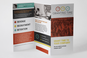 Granting Time Trifold Brochure