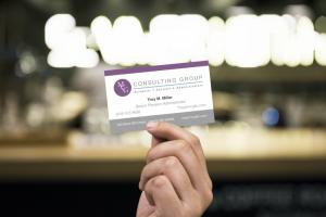 MCG Business Cards