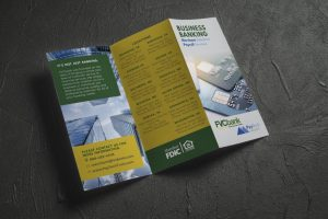 FVC Bank Trifold Brochure